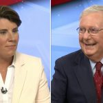 McGrath, McConnell debate response to Covid-19 pandemic