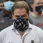 Alabama's Nick Saban says he's asymptomatic days after positive coronavirus test