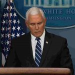 Pence on virus: US 'has never been more prepared'