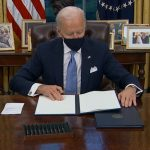 Biden to sign orders giving economic relief to working families hit hard by COVID-19