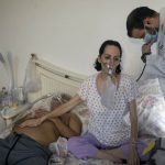 In Venezuela, more Covid patients are being treated at home