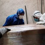 Mexico's coronavirus death toll is likely 60% higher than confirmed numbers