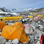 Climbing guide says coronavirus outbreak on Mount Everest has infected at least 100