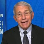 """Dr. Fauci warns """"we don't want to become complacent"""" as COVID cases fall from summer peak"""